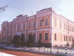 Здание по улице Тарской